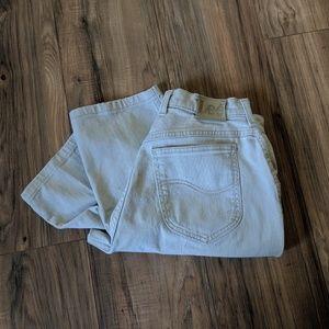 Vtg 90's Lee Highwaisted Mom Jeans